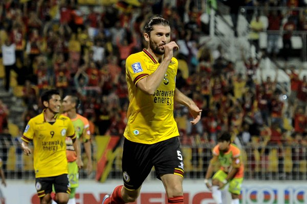 Milorad Janjus Gambar oleh ADIB HASRI/Sports247.my