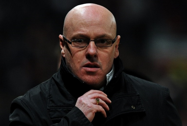 McDermott insists he won't walk away from Leeds United unless the 'rightful' owners of the club decide he is not wanted there. AFPpic