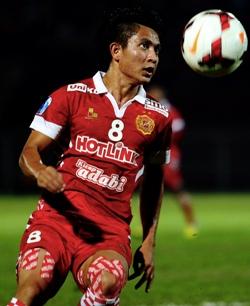 Wan Zaharul Nizam Zakaria mahu memburu jaringan menentang Perak esok.