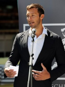 Ian Thorpe has battled with alcoholism since quitting swimming in 2006/AFPpic.