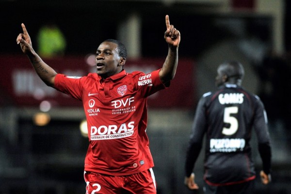 Chelsea's Gael Kakuta has been loaned out to Lazio/AFP pic.