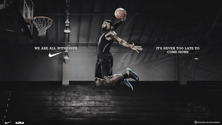 LeBron's Nike deal could be worth more