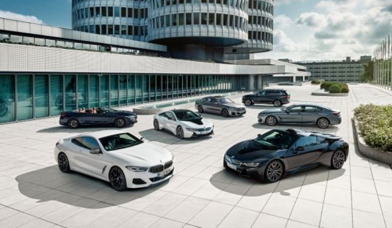 BMW Group deliveries in 2019 confirms position as world's ...